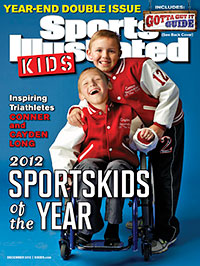 TeamLongBrothers SI-Kids Dec 2012 Cover